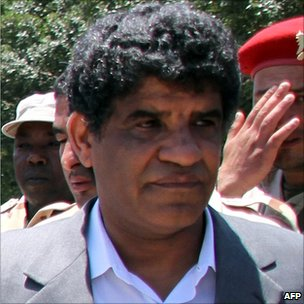 Al-Senussi arrested at airport wanted by France, Libya, ICC