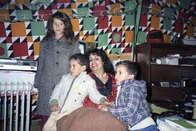 Gaddafi's Wife