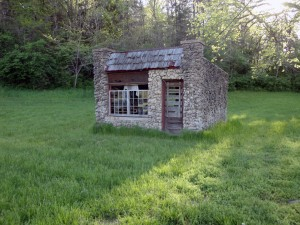 Pioneer day post office on my parent's land.