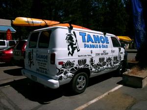 TahoePaddle&Oar
