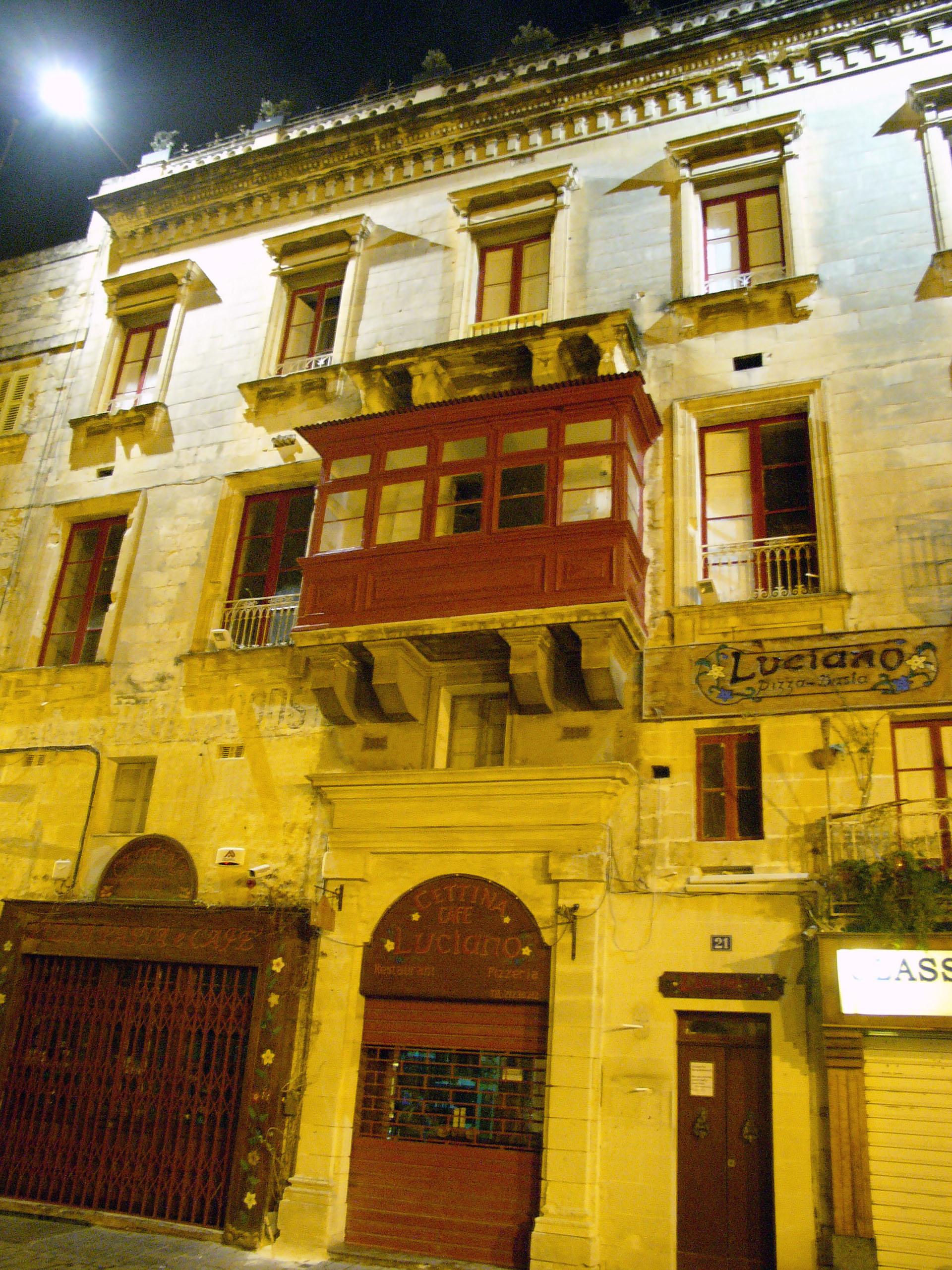 Valletta malta at the valletta boutique hotel off the for A boutique hotel