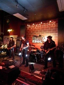 Live music at the Freakin Frog Maryland Parkway Las Vegas